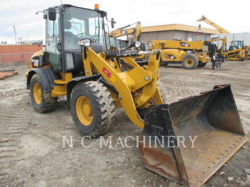 CATERPILLAR RADLADER/INDUSTRIE-RADLADER 908H2 equipment  photo 5