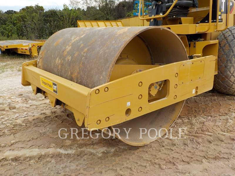 CATERPILLAR VIBRATORY SINGLE DRUM SMOOTH CS54 equipment  photo 3