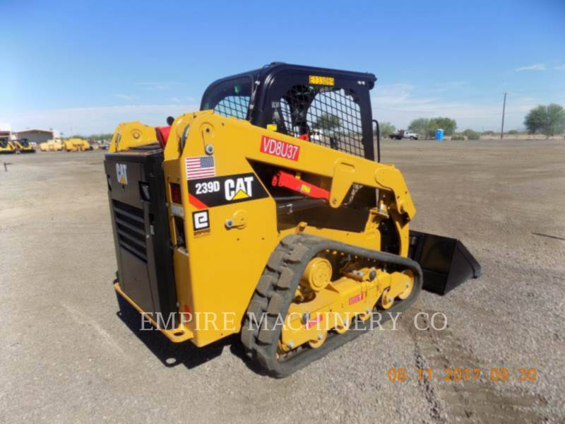 CATERPILLAR CHARGEURS COMPACTS RIGIDES 239D equipment  photo 2