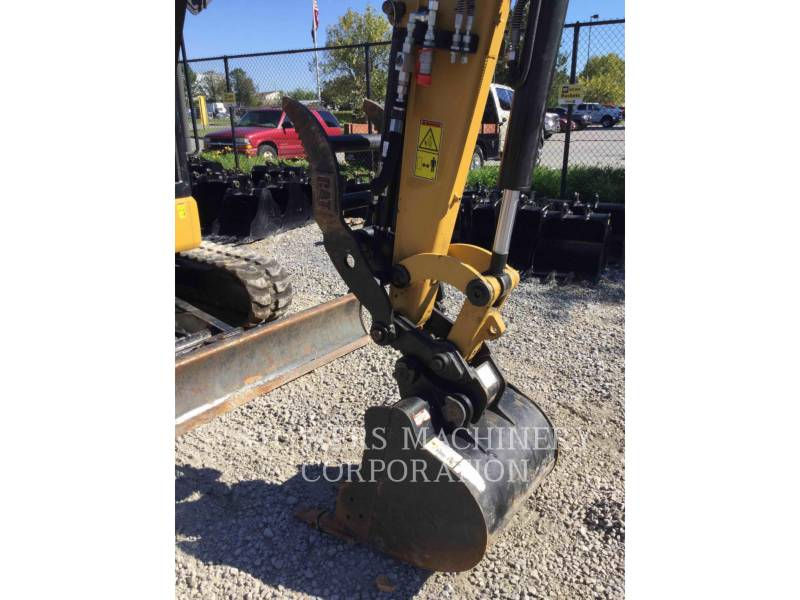 CATERPILLAR TRACK EXCAVATORS 304E2CR equipment  photo 14
