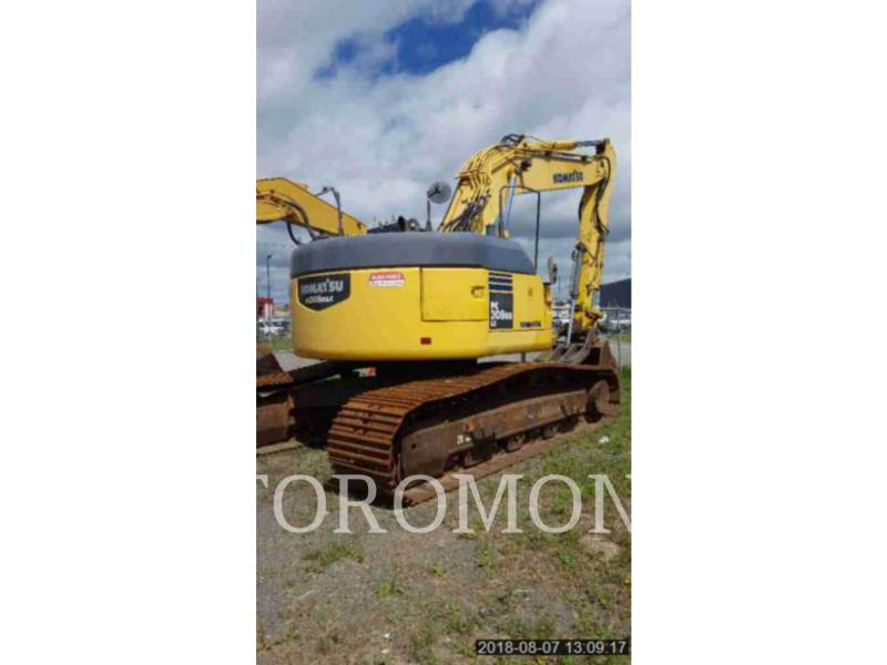 KOMATSU LTD. TRACK EXCAVATORS PC308USLC equipment  photo 3