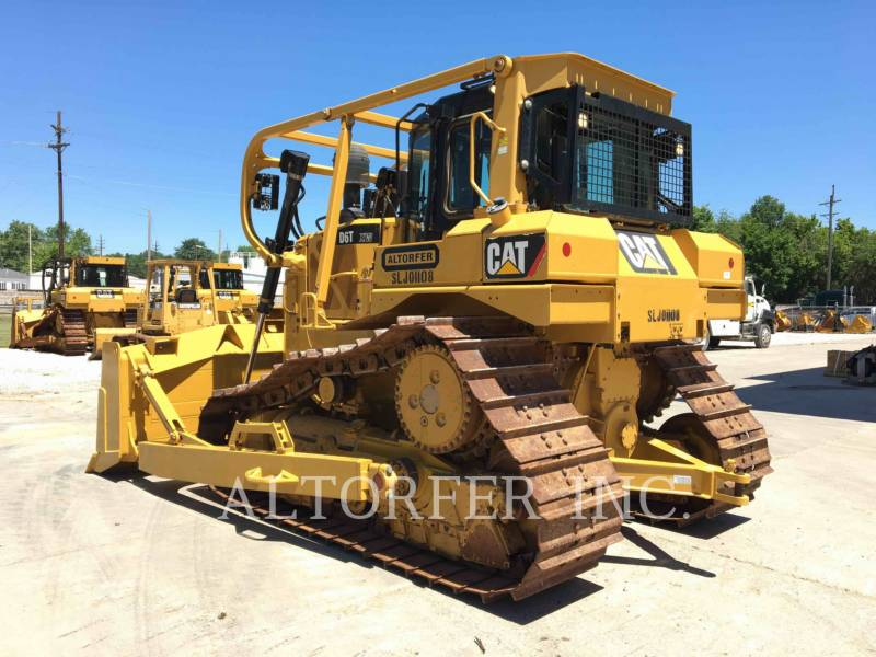 CATERPILLAR TRACTORES DE CADENAS D6T XW equipment  photo 3