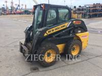 Equipment photo NEW HOLLAND LTD. L218 PALE COMPATTE SKID STEER 1