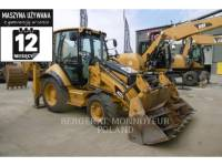 Equipment photo CATERPILLAR 432E BAGGERLADER 1