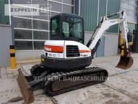 BOBCAT トラック油圧ショベル E50 equipment  photo 4