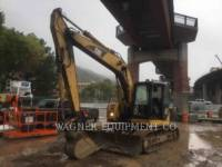 CATERPILLAR PELLES SUR CHAINES 314CL CR equipment  photo 1