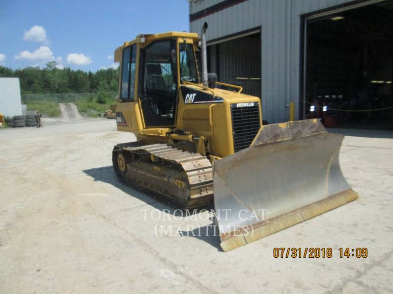 CATERPILLAR KETTENDOZER D4GXL equipment  photo 1