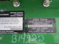 DEERE & CO. COMBINES 9870STS equipment  photo 9