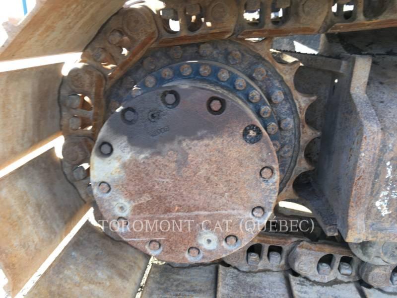 HITACHI PELLES SUR CHAINES ZX240 equipment  photo 14