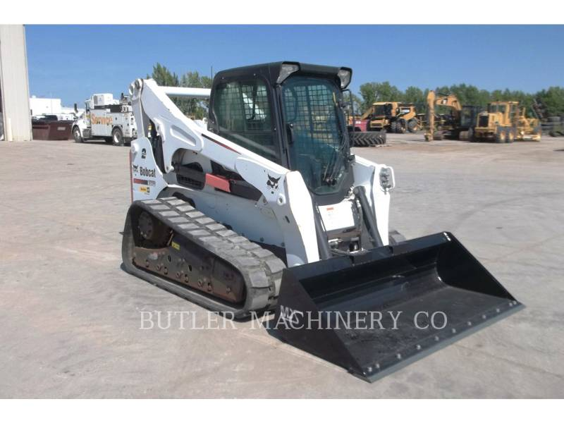 BOBCAT SKID STEER LOADERS T870 equipment  photo 2