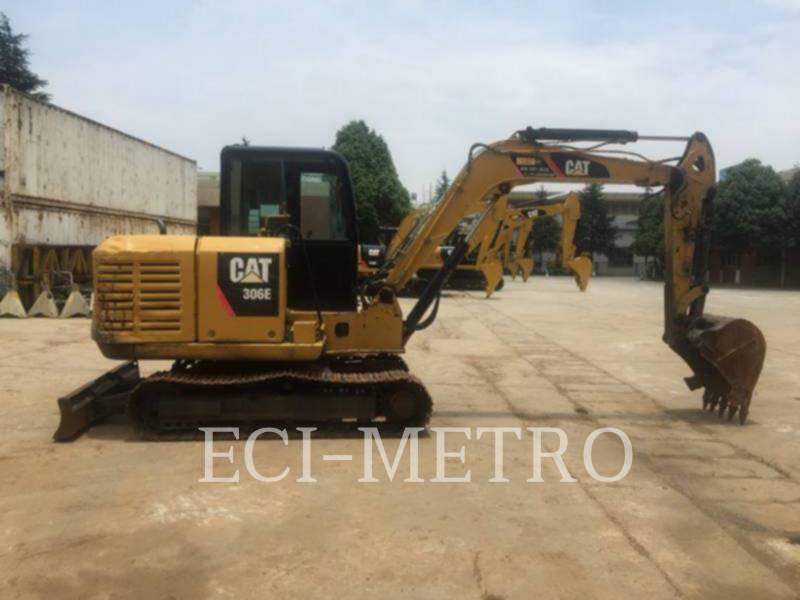 CATERPILLAR EXCAVADORAS DE CADENAS 306 E equipment  photo 4