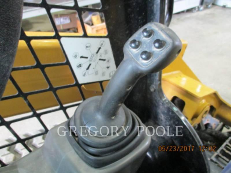 CATERPILLAR CARGADORES MULTITERRENO 289D equipment  photo 18
