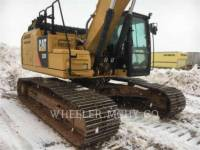 CATERPILLAR EXCAVADORAS DE CADENAS 326F L CF equipment  photo 3