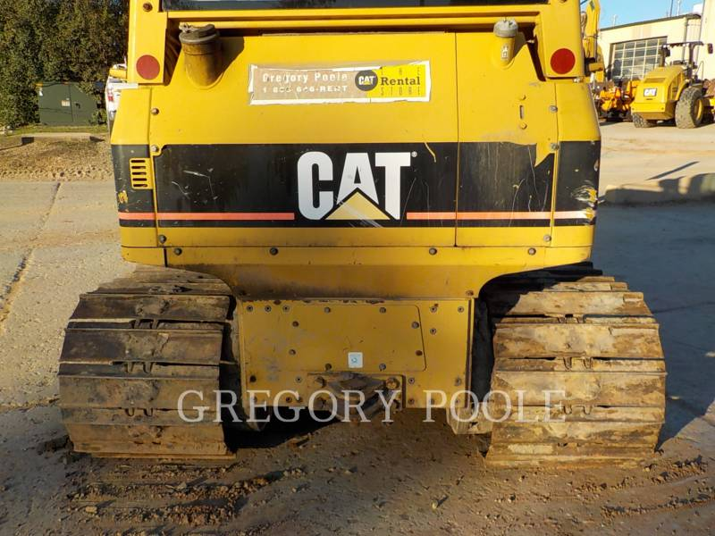 CATERPILLAR KETTENDOZER D3G equipment  photo 14