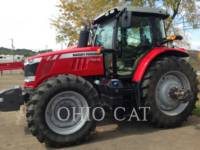 Equipment photo AGCO-MASSEY FERGUSON MF6616 TRATORES AGRÍCOLAS 1