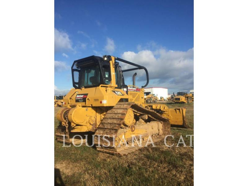 CATERPILLAR TRATORES DE ESTEIRAS D6N LGP equipment  photo 2