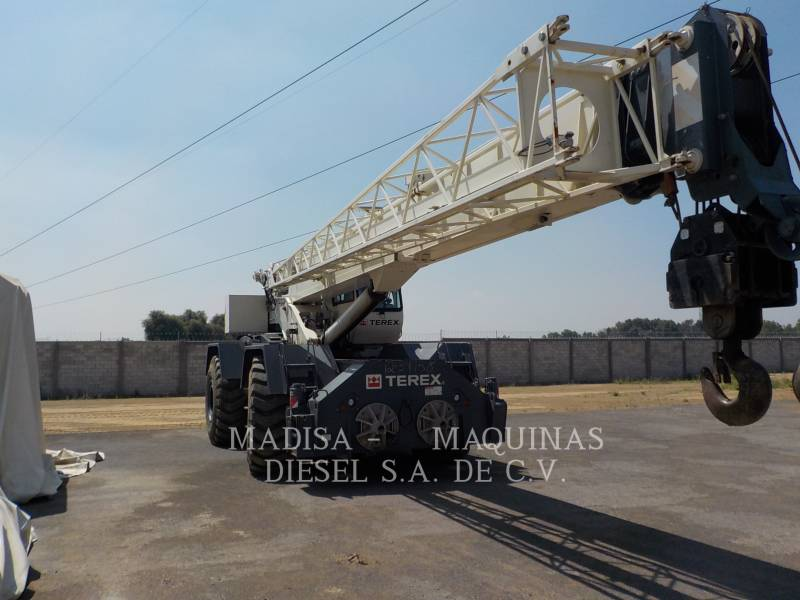 TEREX EQUIP. LTD. CRANES RT670 equipment  photo 1