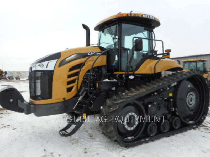 AGCO-CHALLENGER AG TRACTORS MT775E equipment  photo 1
