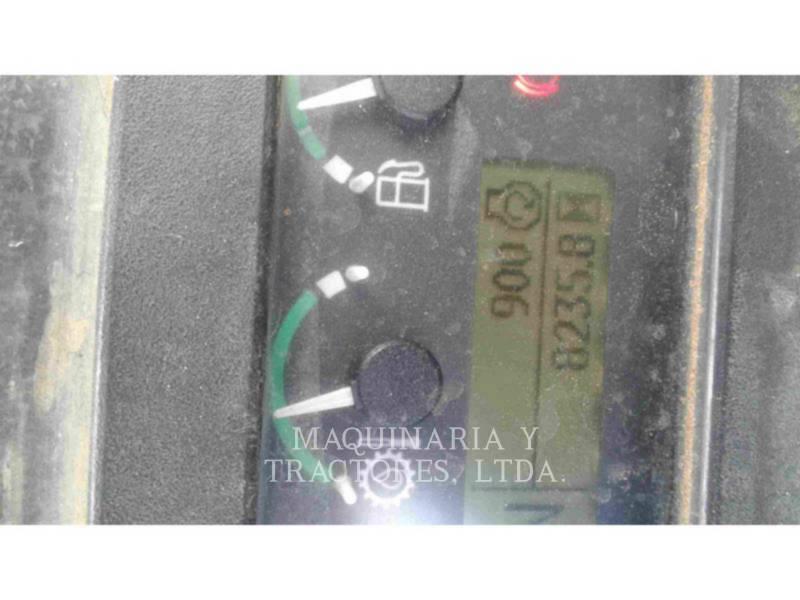 JOHN DEERE BAGGERLADER 310SK equipment  photo 3