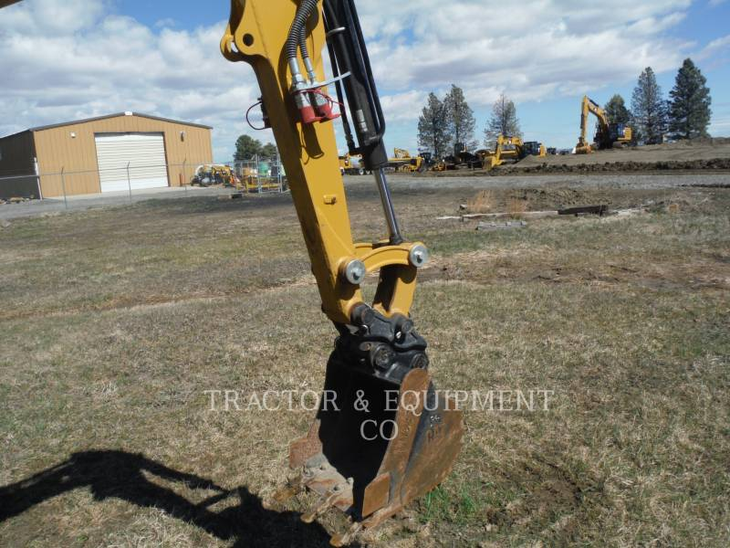 CATERPILLAR TRACK EXCAVATORS 302.7DCRCB equipment  photo 6