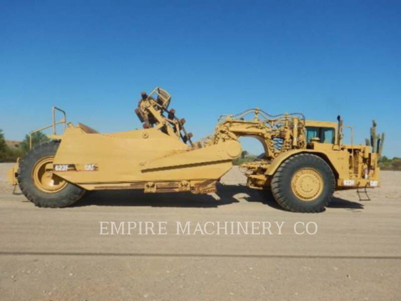 CATERPILLAR WHEEL TRACTOR SCRAPERS 623F equipment  photo 7