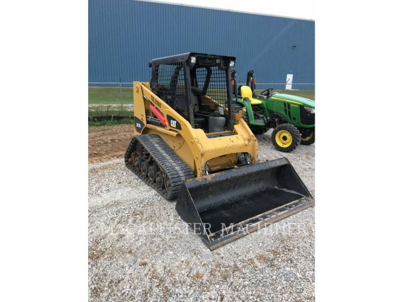 Caterpillar ÎNCĂRCĂTOARE PENTRU TEREN ACCIDENTAT 247B3 equipment  photo 2