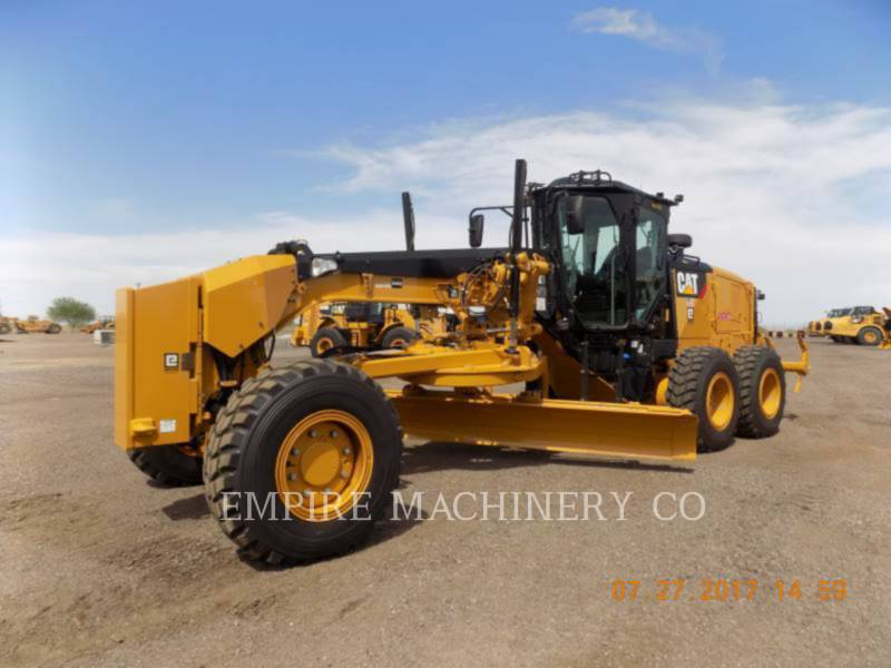 CATERPILLAR MOTORGRADER 12M3 AWD equipment  photo 4