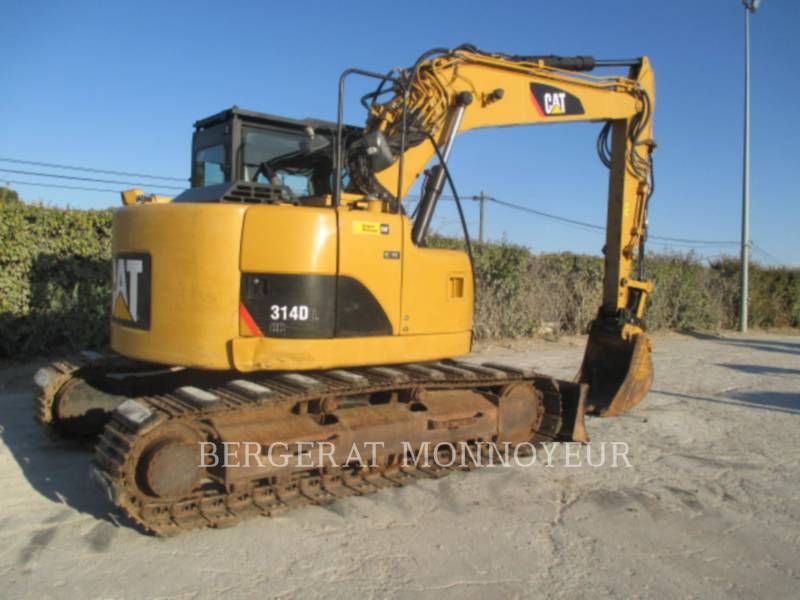 Caterpillar EXCAVATOARE PE ŞENILE 314D equipment  photo 3