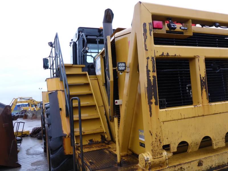 CATERPILLAR CARGADORES DE RUEDAS 990H equipment  photo 3