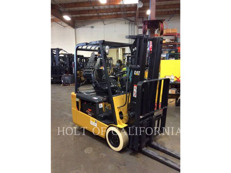 CATERPILLAR MITSUBISHI FORKLIFTS ET4000-48V equipment  photo 2