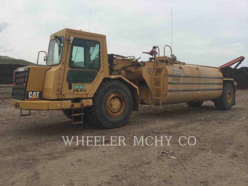 CATERPILLAR MOTOESCREPAS WT 613C WW equipment  photo 2