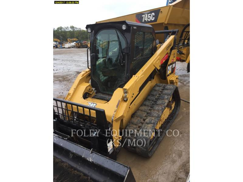 CATERPILLAR スキッド・ステア・ローダ 289DSTD2CA equipment  photo 2