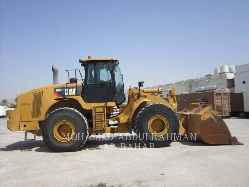 CATERPILLAR MINING WHEEL LOADER 966 H equipment  photo 6