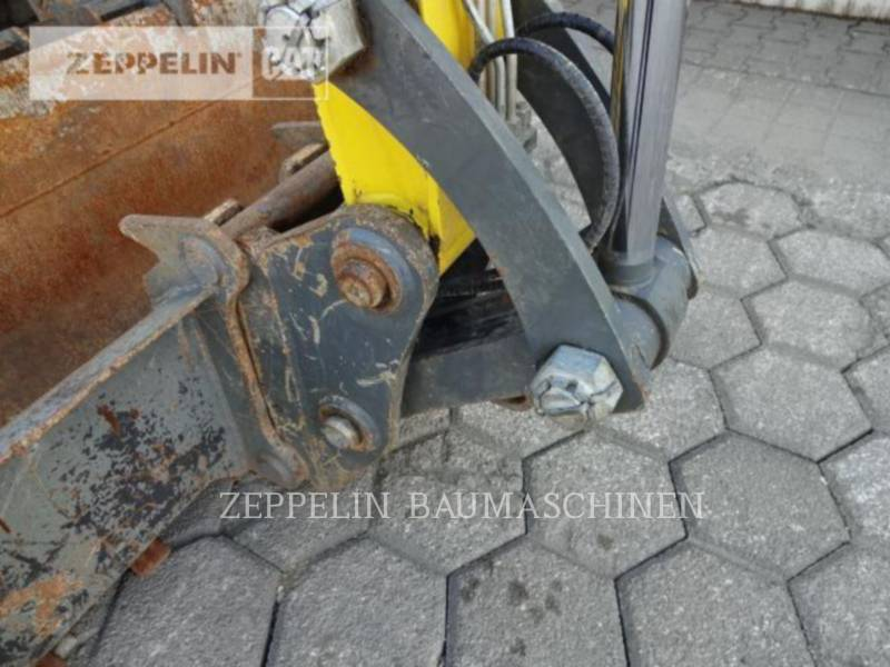 WACKER CORPORATION TRACK EXCAVATORS EZ80 equipment  photo 13