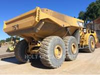 CATERPILLAR ARTICULATED TRUCKS 740B equipment  photo 4