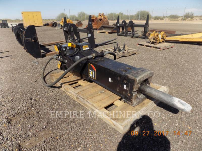 CATERPILLAR МАССА - МОЛОТ H120ES equipment  photo 1