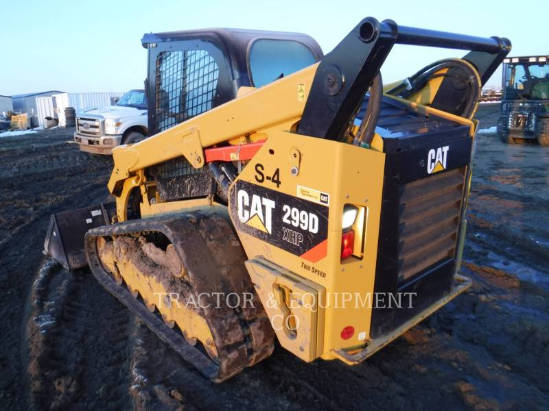 CATERPILLAR SKID STEER LOADERS 299D1 XHP equipment  photo 4