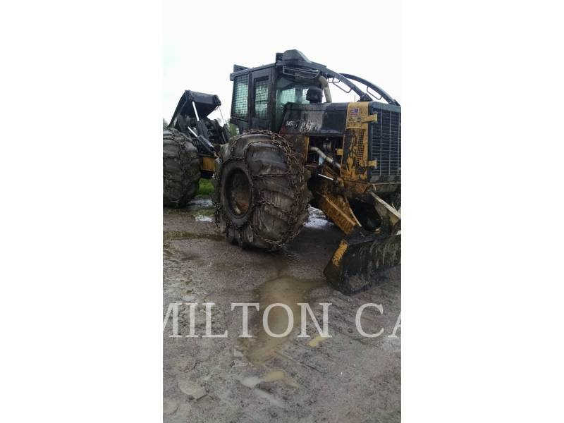 CATERPILLAR FORESTRY - SKIDDER 545C equipment  photo 5