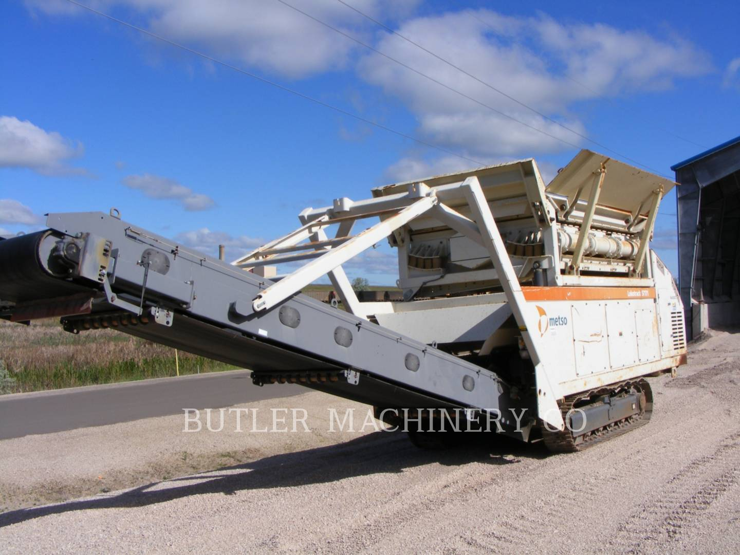 Detail photo of 2006 Metso ST171 from Construction Equipment Guide