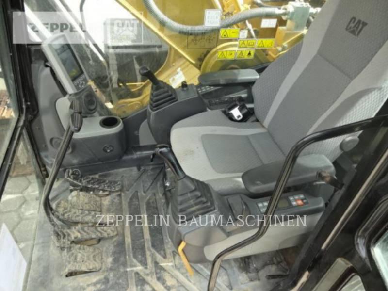 CATERPILLAR TRACK EXCAVATORS 330DL equipment  photo 10