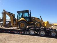 CATERPILLAR BACKHOE LOADERS 420F E equipment  photo 7