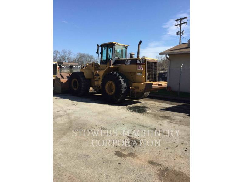 CATERPILLAR WHEEL LOADERS/INTEGRATED TOOLCARRIERS 970F equipment  photo 2