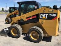 CATERPILLAR SKID STEER LOADERS 246D C3-H2 equipment  photo 3