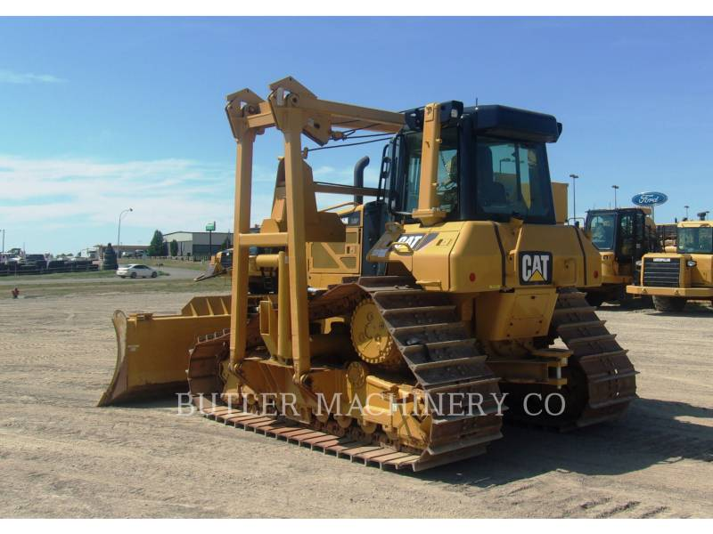 CATERPILLAR TRACTEURS POSE-CANALISATIONS D6N LGPCMB equipment  photo 3
