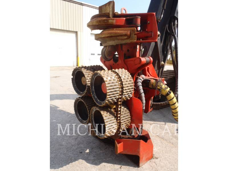 CATERPILLAR MACHINE FORESTIERE 501HD equipment  photo 9