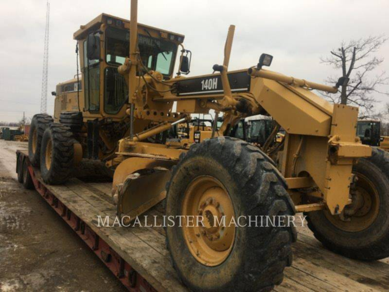 CATERPILLAR MOTONIVELADORAS 140HNA equipment  photo 5