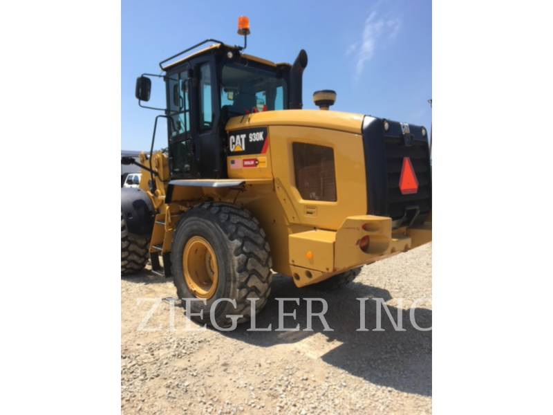 Caterpillar ÎNCĂRCĂTOR MINIER PE ROŢI 930K equipment  photo 4