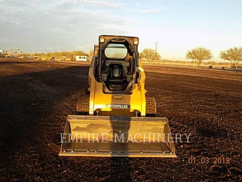 CATERPILLAR CHARGEURS COMPACTS RIGIDES 262C equipment  photo 8