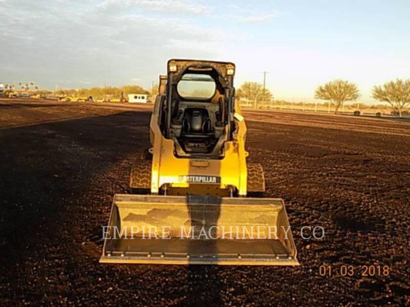 CATERPILLAR SKID STEER LOADERS 262C equipment  photo 8