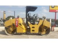 Equipment photo CATERPILLAR CB-534D WT - COMPACTOR 1